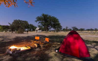 Camping und Abenteuerreisen