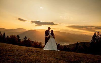 Hochzeit und Flitterwochen